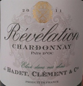 Revelation Chardonnay at Trader Joe's